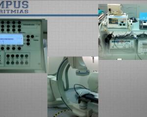 Dotación de electrofisiología